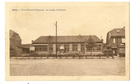 1-  Jette - Rue Edouard Degryse - Le Jardin D' Enfants - Jette