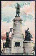 LILLE - La Statue De Pasteur - Lille