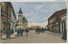 Buzău - Main Street - Roumanie
