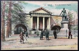 LILLE - La Statue Du Général Négrier - Lille