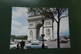 V 3 )  ARC DE TRIOMPHE CARTE ANIMEE - Arc De Triomphe