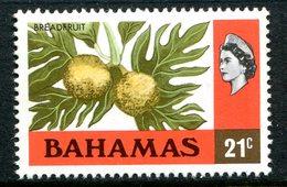 Bahamas 1976-79 Definitives - New Wmk. - 21c Breadfruit MNH (SG 467/a) - Bahamas (...-1973)