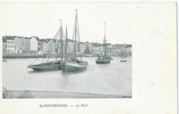 Blankenberge - Blankenberghe - Le Port - Blankenberge