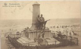 Blankenberge - Blankenberghe - Monument De Bruyne Et Lippens - Ern. Thill Serie 10 No 12 - Blankenberge