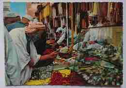 SAUDI ARABIA - ARABIE SAOUDITE - The Merchants Of Gems In Medina  -nv - Arabia Saudita
