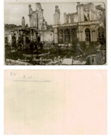 59 - LILLE - Ruines - Carte-photo - Lille