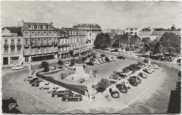 D 65  TARBES 2  Cartes   La Place De Verdun      Format   9/14 - Tarbes