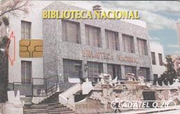 GUATEMALA - National Library, Telgua-032, Used - Guatemala