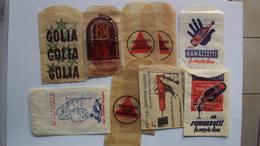 ITALIA 10 BUSTINE PUBBLICITARIE GOLIA FIM INCHIOSTRI CAFFE' RAMAZZOTTI AMARO ED ALTRE - Other