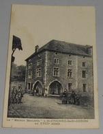 38 - La Maison Mandrin à St Etienne De St Geoirs Au XVIII E Siècle   ------------- 516 - Other Municipalities