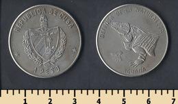 Cuba 1 Peso 1985 - Kuba