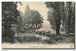 CPA Verrieres Le Buisson - Versailles
