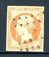 France   Y&T   16a    Obl   ---     Belle Nuance - 1853-1860 Napoléon III