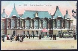 LILLE - Ecole Des Beaux-Arts - Vue De Face - Lille