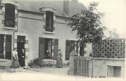 -ref-B864- Carte Photo à Identifier - Village Du Centre France - Sologne Ou Touraine - Carte Photo Bon Etat - - Cartes Postales