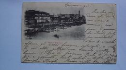 POST CARD FROM PORT SAID EGITTO EGIPT - Port Said