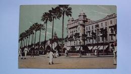 POST CARD FROM ALESSANDRIA ALEXANDRIE EGITTO EGIPT - Alexandria