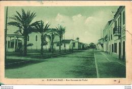 Algerie  FORT  DE L EAU  -  Rue  BARONNE De  VIALAR   En  1940 - Algiers