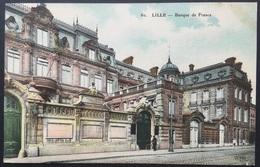 Lille.  Banque De France - Lille