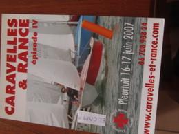 Saint Malo Régates Dériveur Caravelle 2007 - Voiliers