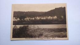Carte Postale ( BB2) Ancienne De Frouard , Le Douair Et La Moselle - Frouard