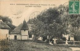 ROUGEMONT COMMUNE DE OISSERY LA SALLE DES FETES - Otros Municipios