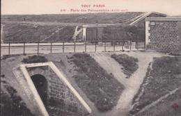 PARIS -- Porte Des Poissonniers -- Série TOUT PARIS - Arrondissement: 18