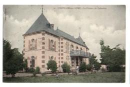 (45) 964, Chatillon Sur Loire, Thibaudat Colorisée 21, Le Château Du Colombier - Chatillon Sur Loire