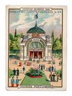 Chromo: Exposition Universelle 1900, Perles Du Japon, Medaille D'Or, Colonies Portugaises, Portugal (20-163) - Cromo