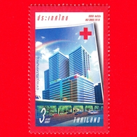 Nuovo - MNH - TAILANDIA - THAILAND - 2010 - Organizzazioni Internazionali (Croce Rossa E Mezzaluna Rossa) - 3 - Thailand