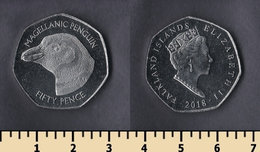 Falkland 50 Pence 2018 - Falkland Islands