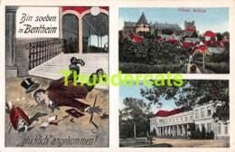 CPA BIN SOEBEN IN BENTHEIM ALCOOL HUMOR HUMOUR - Bentheim