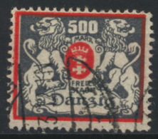 Danzig 144 O - Dantzig