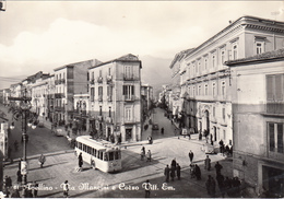 Avellino - Via Mancini E Corso Vitt. Emanuele - Avellino