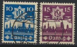 Danzig 267/68 O - Dantzig