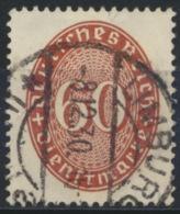 Deutsches Reich Dienst 122 O - Servizio