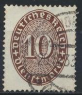 Deutsches Reich Dienst 131 O - Servizio