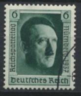 Deutsches Reich 650 O - Usados