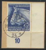 Deutsches Reich 779 Eckrand O Briefstück - Allemagne
