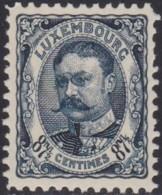 Luxembourg  .   Yvert    .   82    .   **   .    Neuf Avec  Gomme  Et SANS Charniere  .   /   .  Postfrisch - 1906 Wilhelm IV.