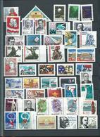 RUSSIE Et TCHECOSLOVAQUIE Neufs ** Sur 4 Pages. Années 1964 1965 Environ. - Colecciones (en álbumes)