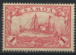 Samoa 16 * - Colony: Samoa