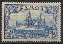 Samoa 17 * - Colony: Samoa
