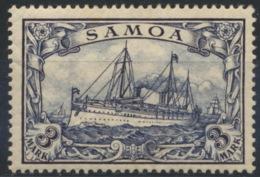Samoa 18 * - Colony: Samoa