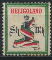 Helgoland 19A * - Héligoland