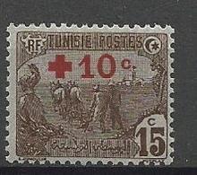 TUNISIE N° 50 NEUF*  TRACE DE CHARNIERE  / MH - Tunesien (1888-1955)