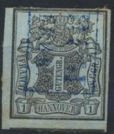 Hannover 1 O - Hanover
