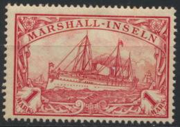 Marshall-Inseln 22 * - Colony: Marshall Islands