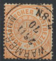 Norddeutscher Postbezirk 15 O - Norddeutscher Postbezirk