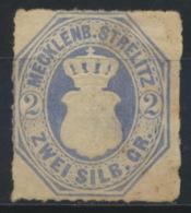 Mecklenburg-Strelitz 5 (*) - Mecklenbourg-Strelitz